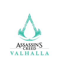 Assassin's Creed Valhalla Game Cover