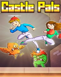 Castle Pals Game Cover