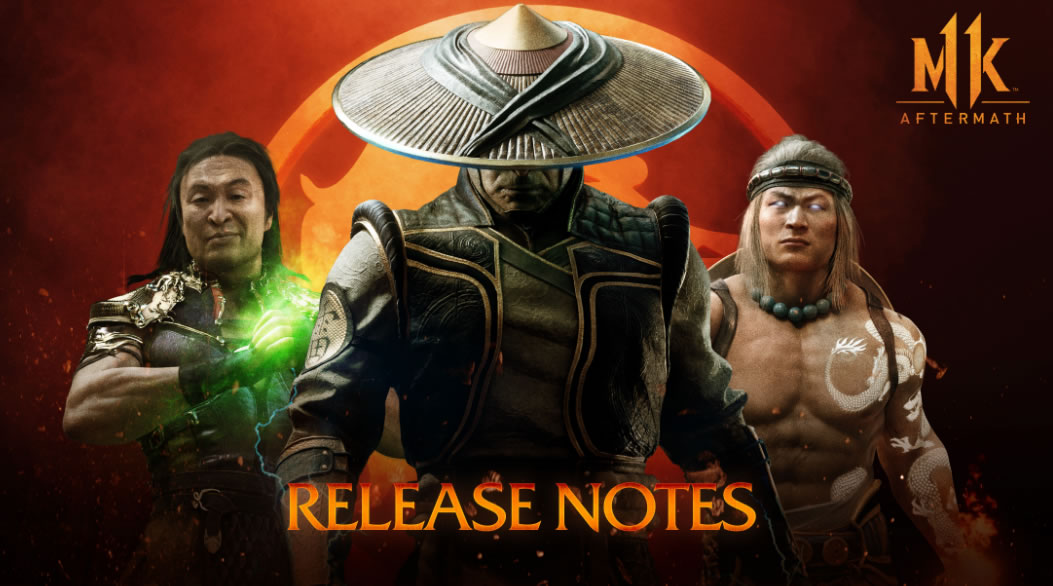 Mortal Kombat 11 Patch Notes 1.18 – Update on May 26