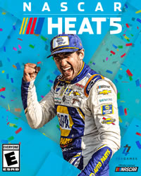 NASCAR Heat 5 Game Cover