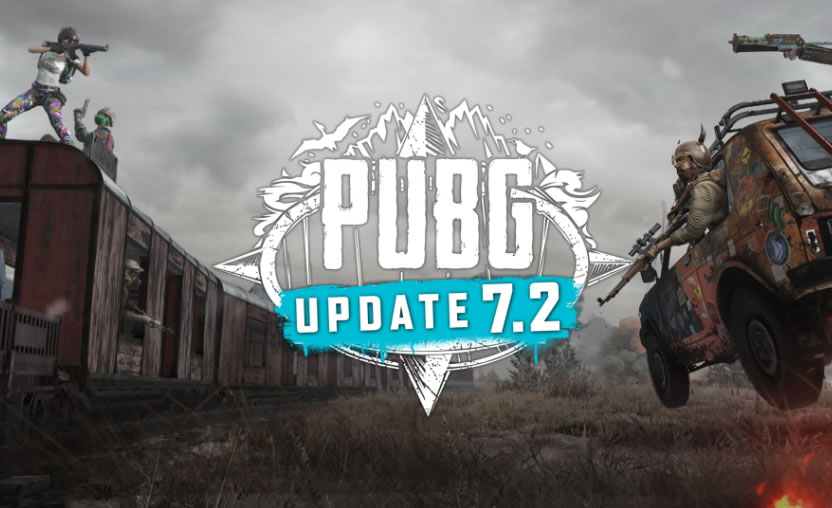PUBG Update 1.45 Patch Notes 7.2 on May 20th