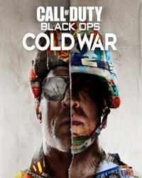Call of Duty: Black Ops Cold War Game Cover