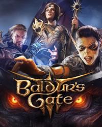 Baldur's Gate 3 Game Cover