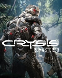 Crysis Remastered Game Cover
