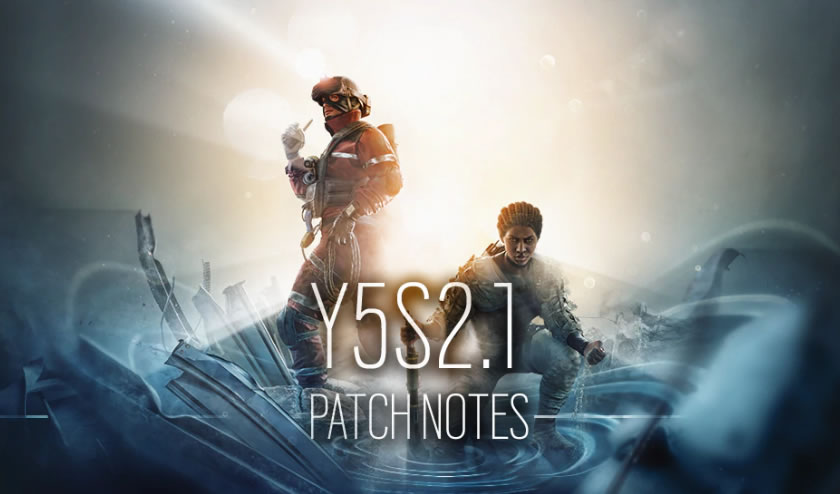Rainbow Six Siege Patch Notes 1.88 – Update 5.2.1