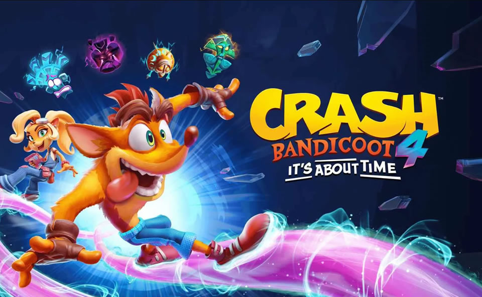 Crash Bandicoot 4: PS4 Preload is Live – File size is known