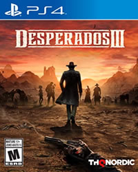 Desperados 3 Game Cover