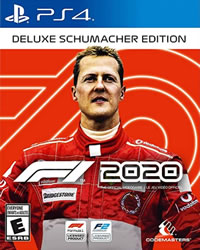 F1 2020 Game Cover