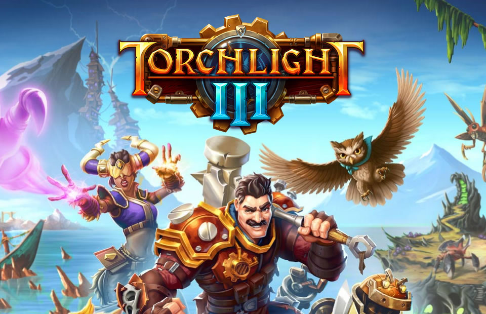 Torchlight III Update Patch Notes on September 22