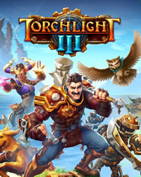 Torchlight III Game Cover