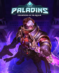 Paladins Game Cover