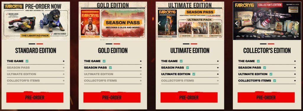 Summary Far Cry 6