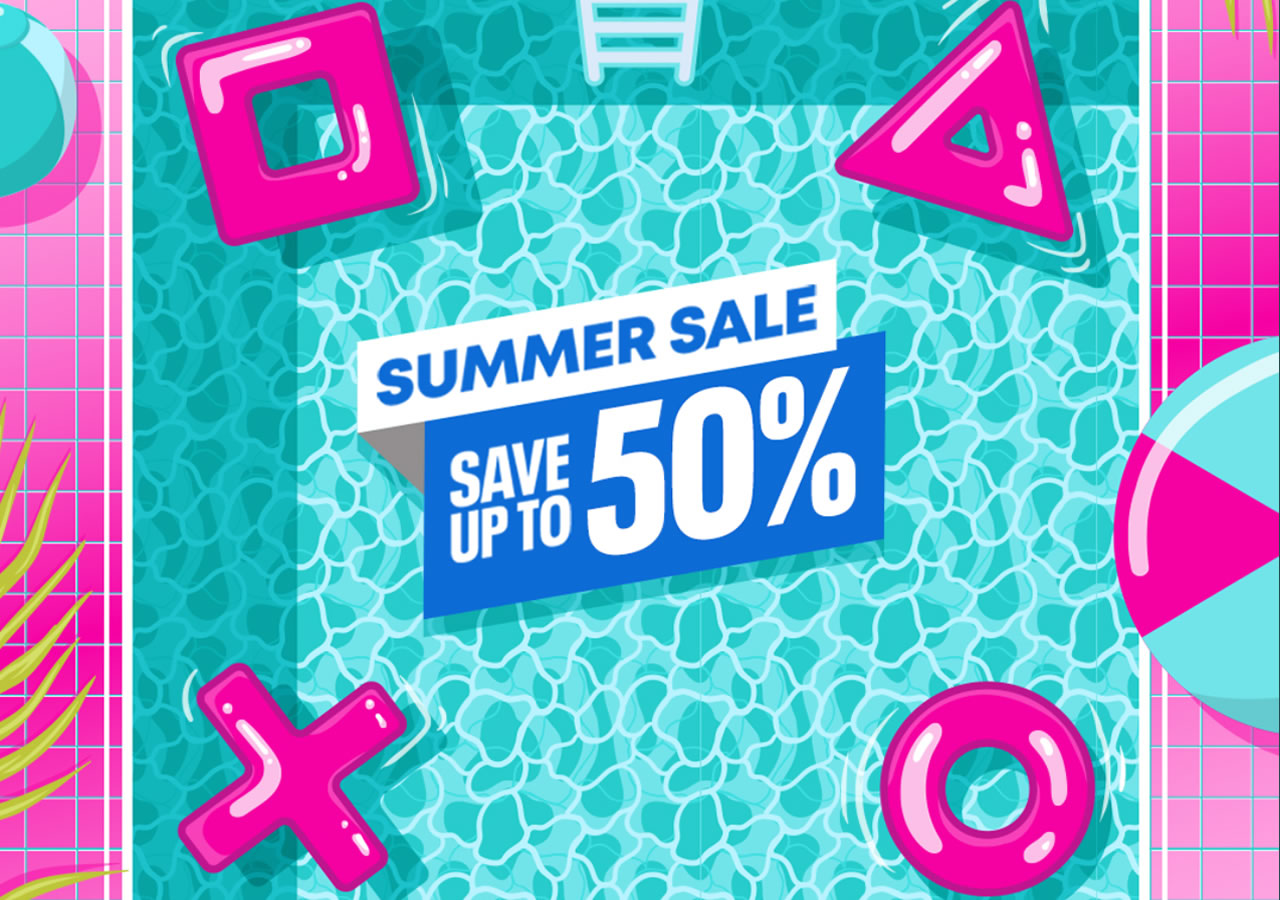 SUMMER SALE 2020: Playstation with mega offers