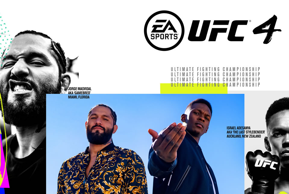 EA SPORTS UFC 4 Officially Revealed – Release Date and Trailer