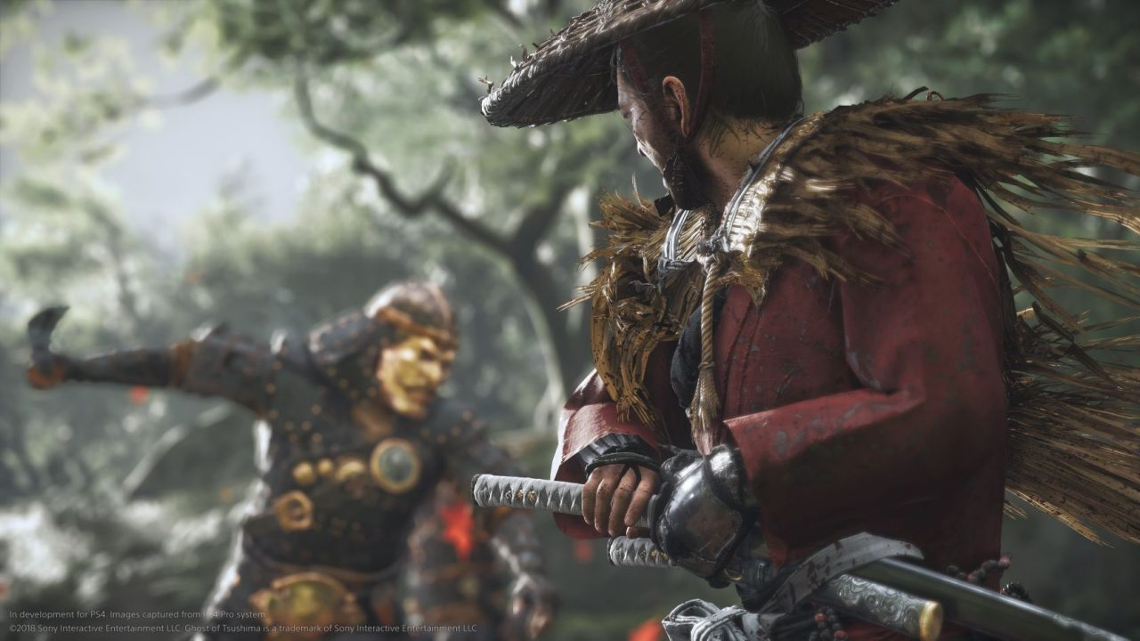 Ghost of Tsushima Launch Trailer Released