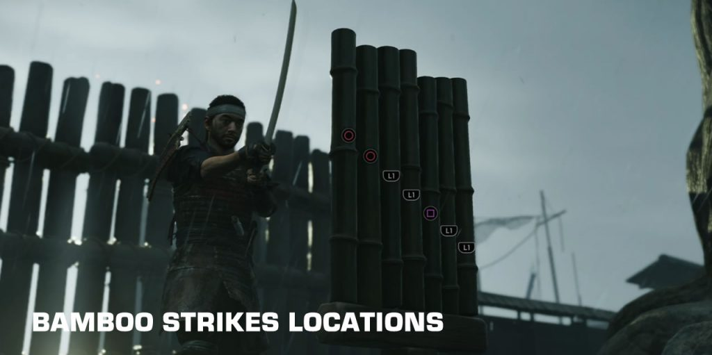 How to find Bamboo Strikes