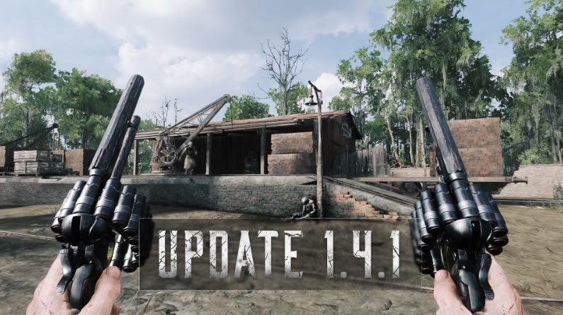 Hunt: Showdown Update 1.10 Patch Notes 1.4.1 on July 16
