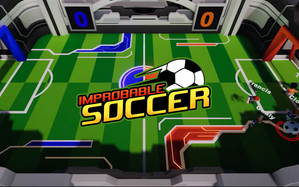 Improbable Soccer Update 0.1.1 Patch Notes on July 12th