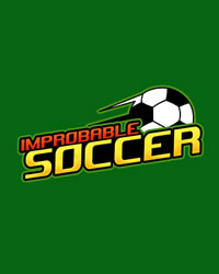 Improbable Soccer Game Cover