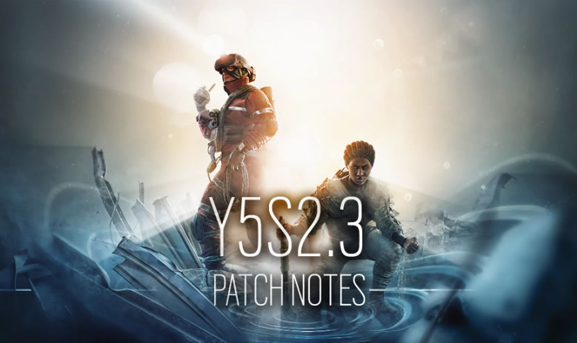 Rainbow Six Siege Patch Notes 1.89 – Update 5.2.3 on August 3