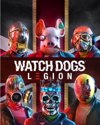 Watch Dogs Legion Game Cover