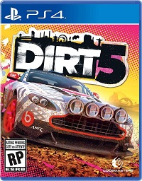DIRT 5 Game Cover