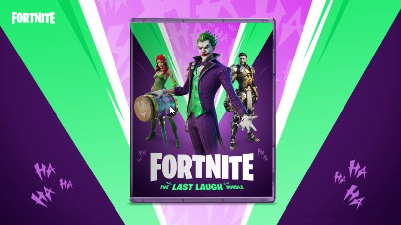 Fortnite: The Last Laugh Bundle coming this Fall!