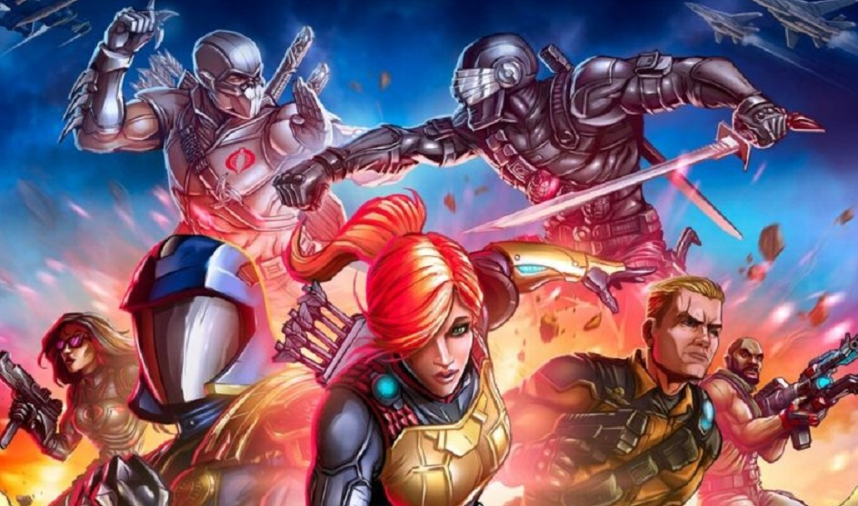 G.I. Joe Operation Blackout – New Third-Person Shooter Announced