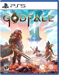 Godfall Game Cover