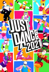 Just Dance 2021 Game Cover