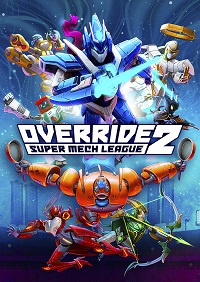 Override 2: Super Mech League Game Cover