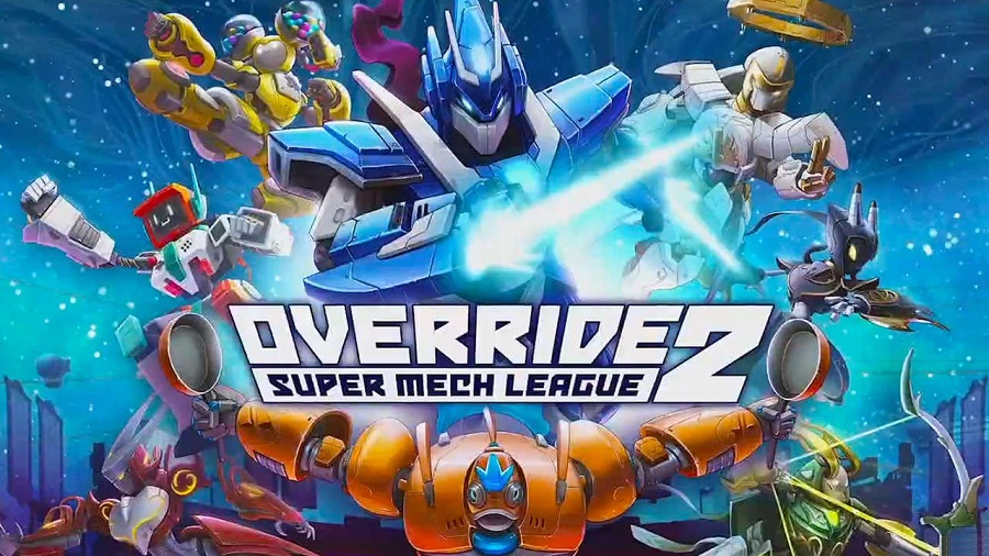 Override 2 Super Mech League Coming this Holiday 2020