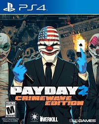 PAYDAY 2 Game Cover