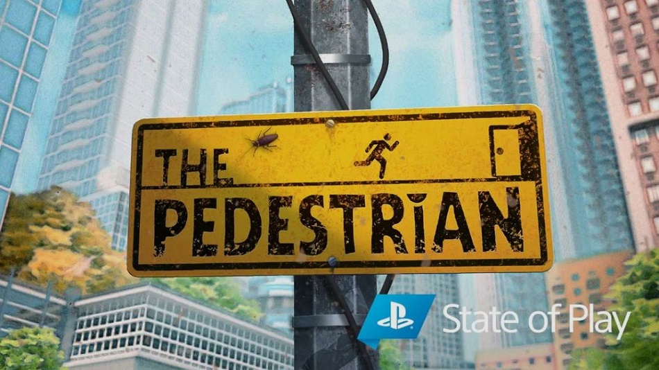 The Pedestrian – First trailer of the Unique Puzzle Game for PS4