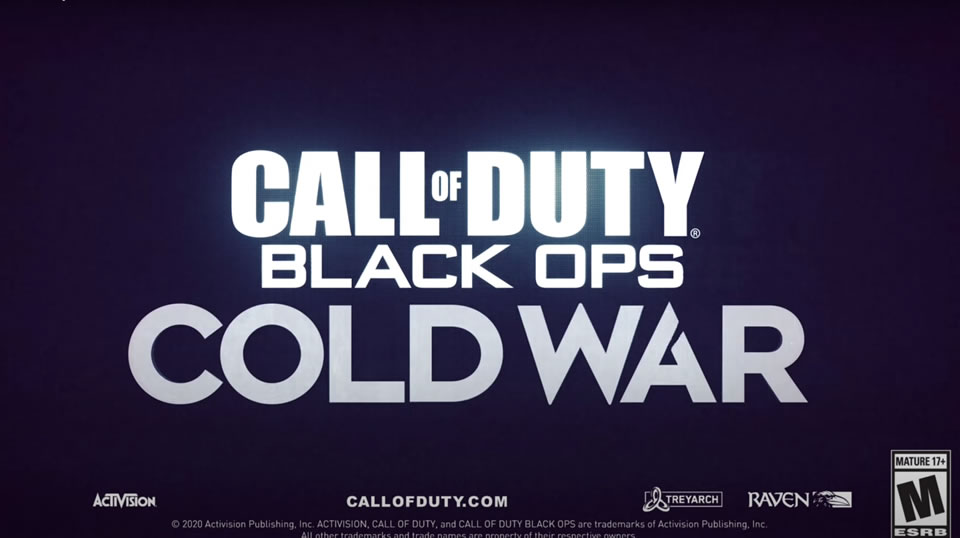 CoD Black Ops Cold War has been officially announced