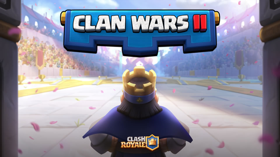 Clash Royale Update 3.3 Patch Notes – Clan Wars 2