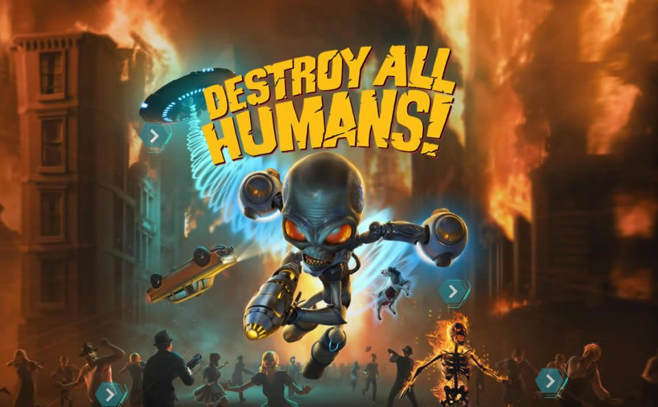 Destroy All Humans Hotfix Update 2512 Patch Notes on August 5