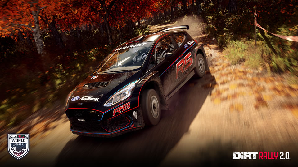 DiRT Rally 2.0 Update 1.25 Patch Notes on August 18