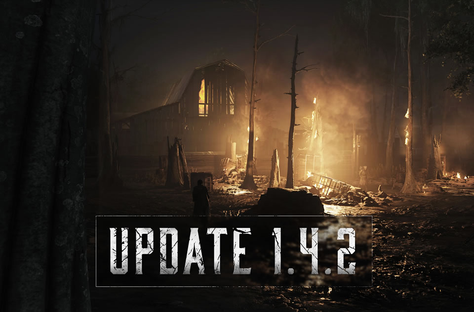 Hunt: Showdown Update 1.11 Patch Notes 1.4.2 on August 6