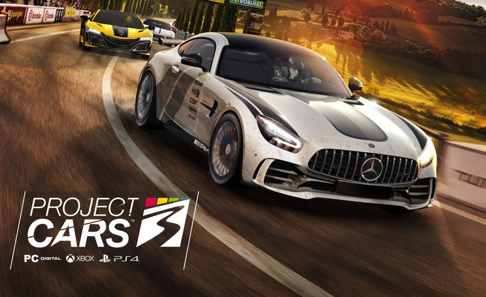 Project CARS 3 Update 1.04 – Day One Patch on August 28
