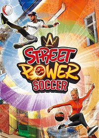 Street Power Football Game Cover