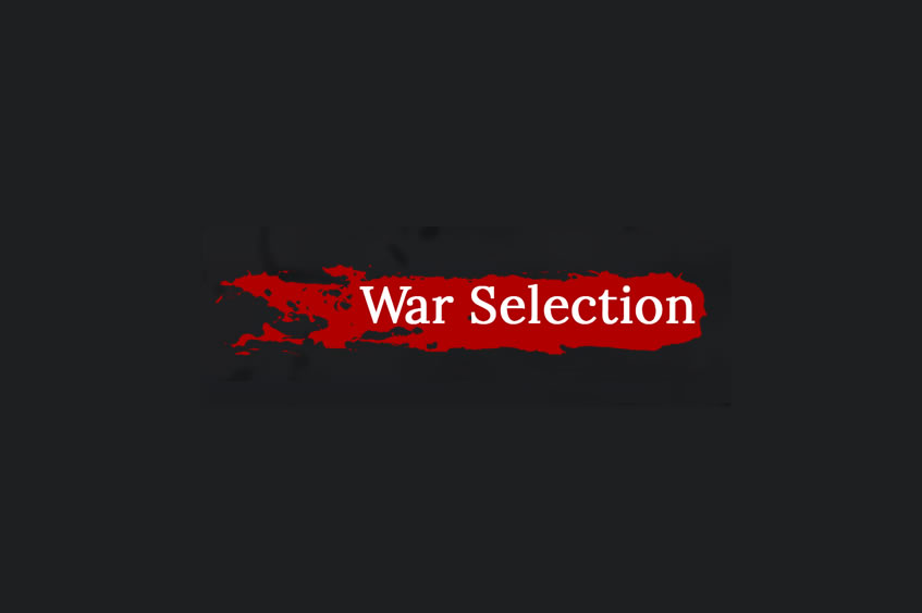 War Selection Update Patch Notes for August 22