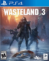 Wasteland 3 Game Cover