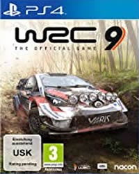 WRC 9 Game Cover