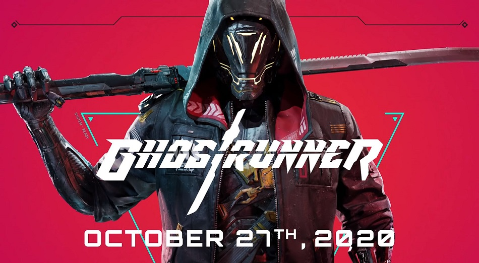 Ghostrunner Pre Order Trailer Confirms Release on October 27, 2020