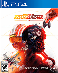 STAR WARS: Squadrons Game Cover