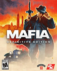 Mafia: Definitive Edition Game Cover