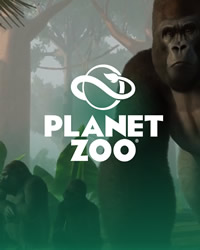 Planet Zoo Game Cover