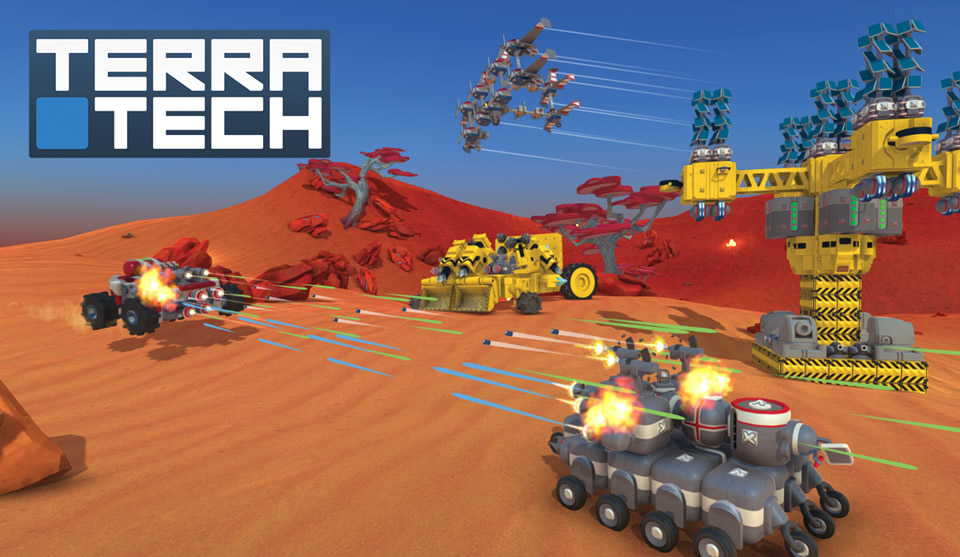 TerraTech Update 1.4.4 – Patch Notes on September 21