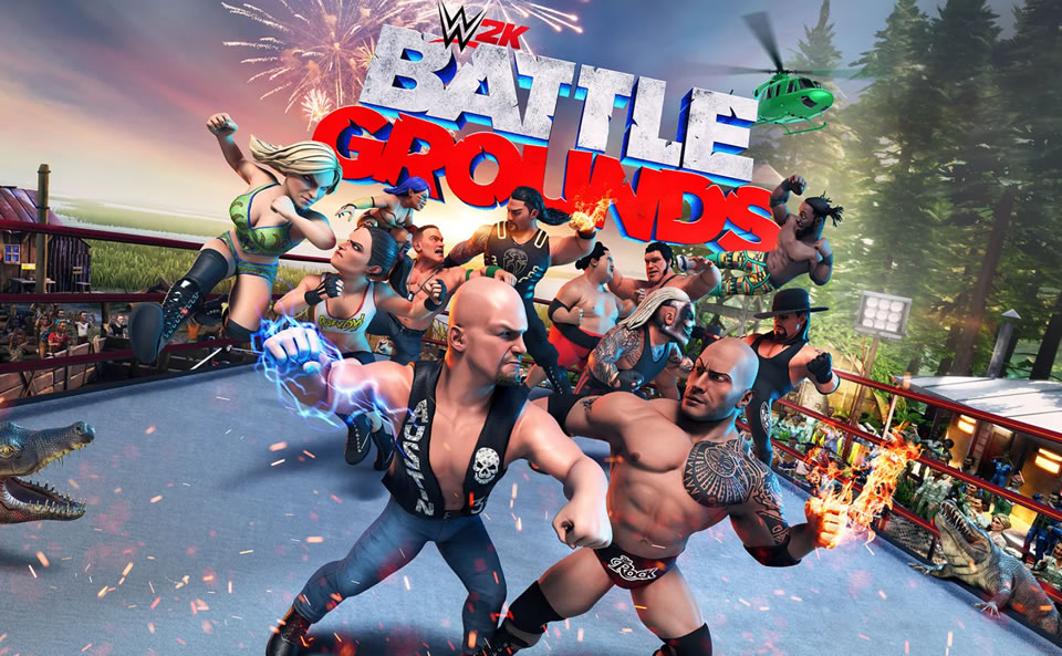 WWE 2K Battlegrounds PS4 Trophy List Revealed